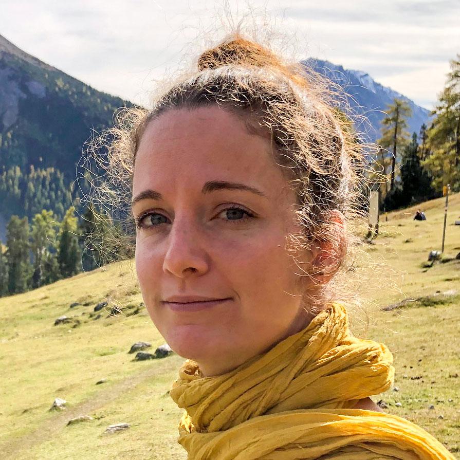 Portrait Nadine