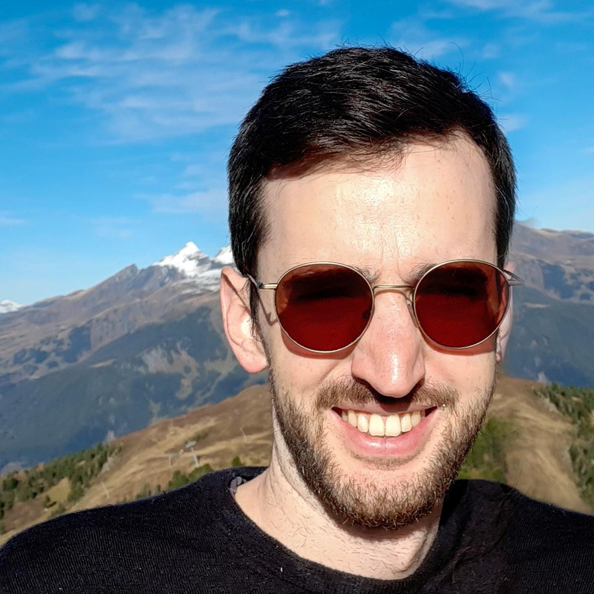 Portrait Damian